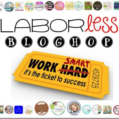 LaborLESS Blog Hop and Giveaway!