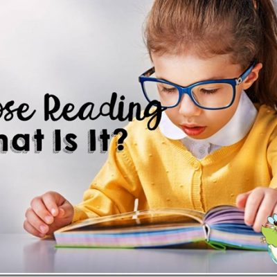 Close Reading: What, how, and why {FREEBIES too!}