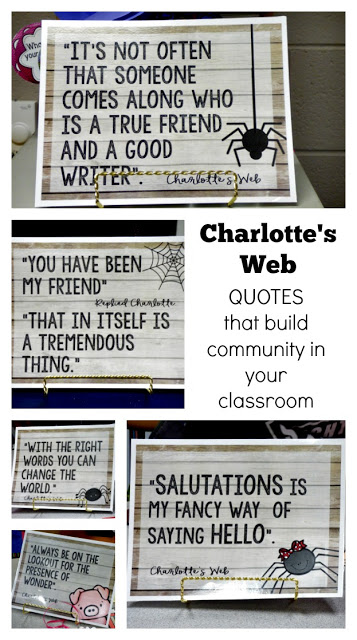 Seven Great Activities for Charlotte\'s Web - Where the Magic ...