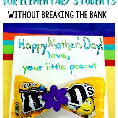 The Cutest, Simplest, Mother's Day Craft
