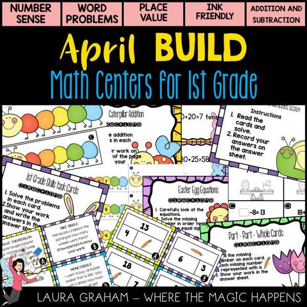 BUILD Math Centers
