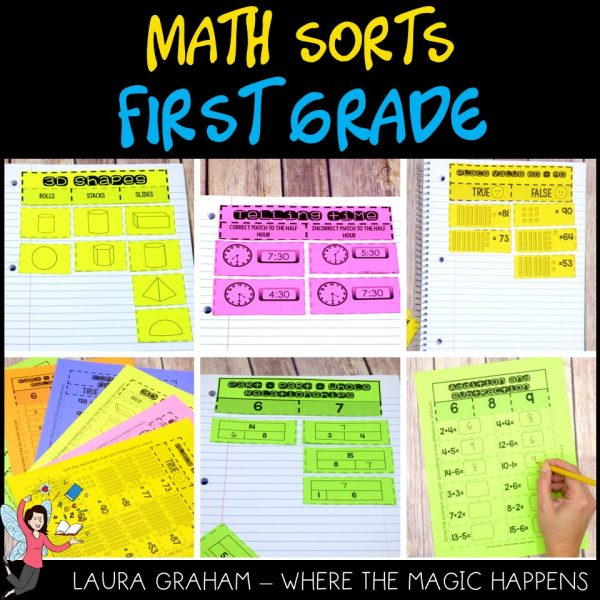 math sorts