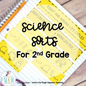 Science sorts