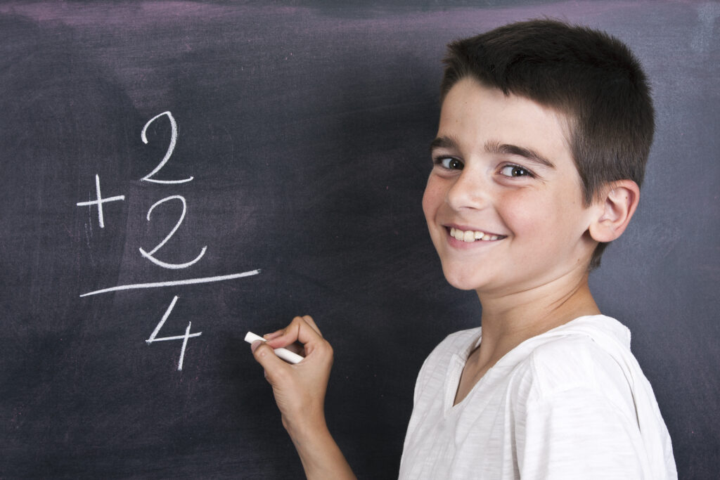 math learning community