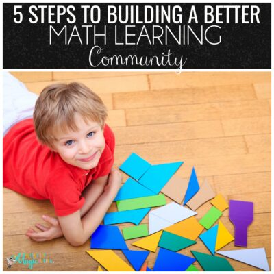 5 Steps to Building a Math Learning Community