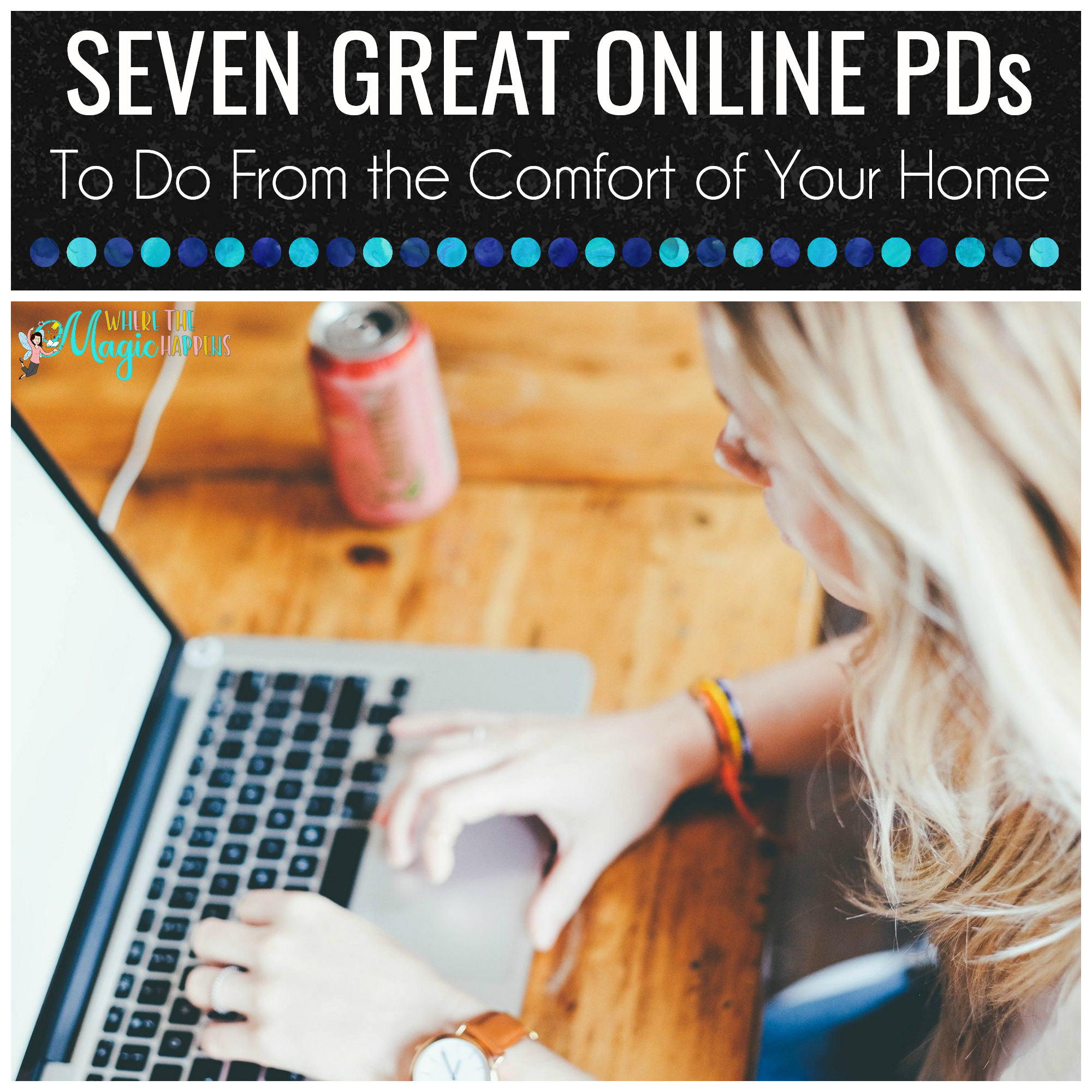 Great Online PD for Teachers