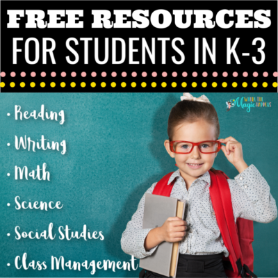 Protected: FREE RESOURCES FOR K-3!
