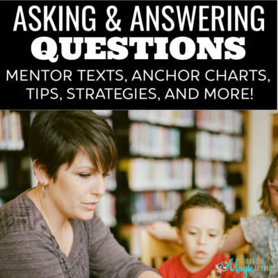 Easy Tips for Teaching Asking and Answering Questions