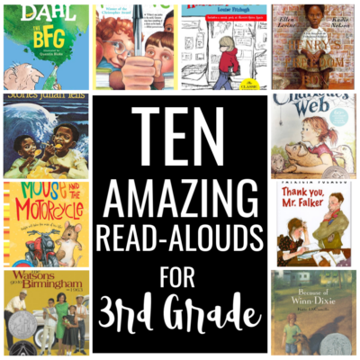 Read-Alouds for Third Grade