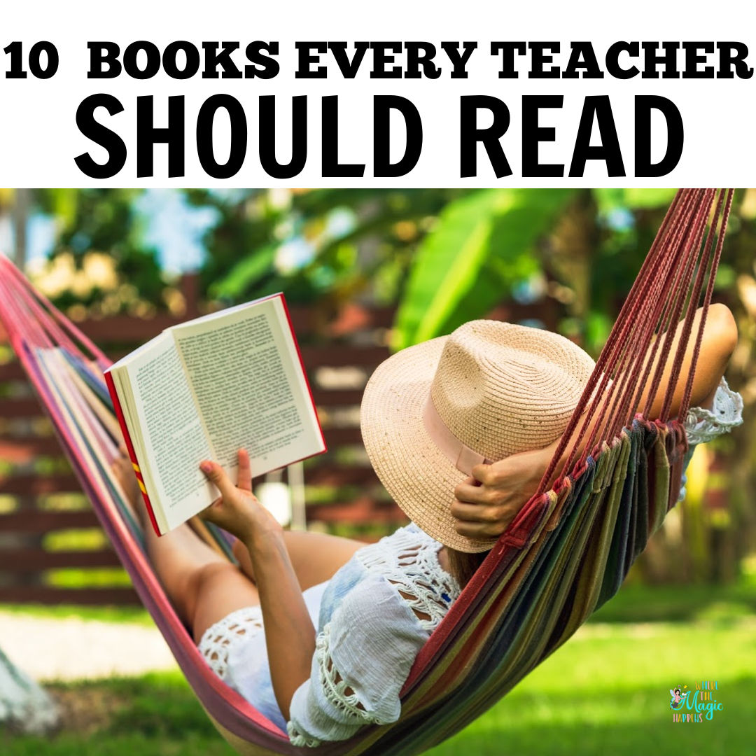 10 Great Books for Teachers
