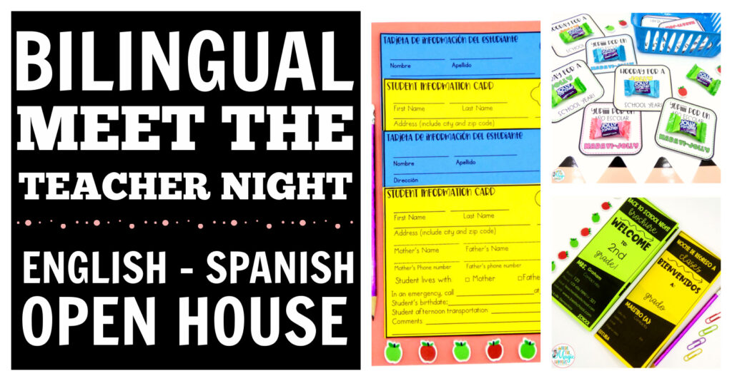 bilingual open house