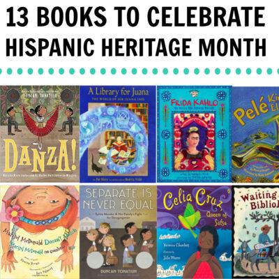 14 Books to Celebrate Hispanic Heritage